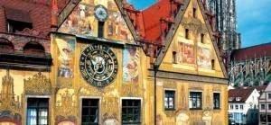 Orologio del municipio di Ulm