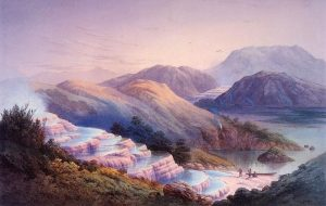 Immagine delle Pink and White Terraces