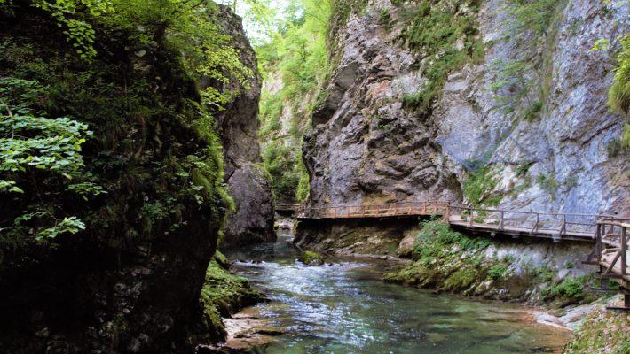 Immagine da Vintgar