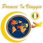 Logo dell'applicazione Poracci in viaggio