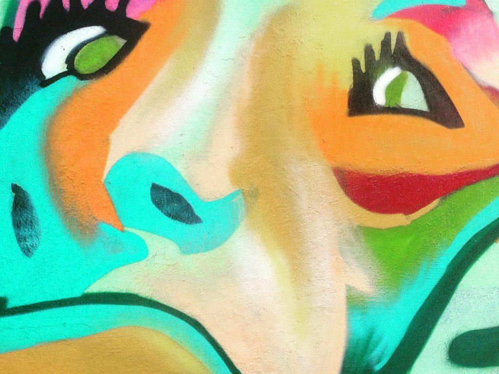 murales nella città di progreso